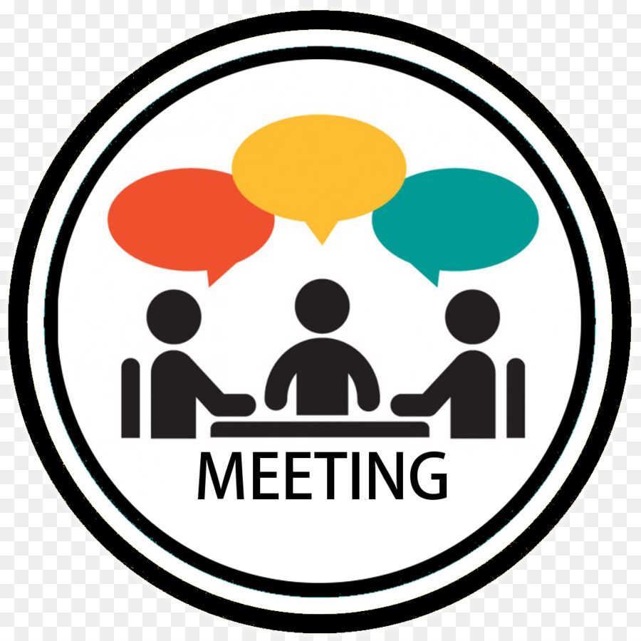 meeting computer icons agenda minutes business