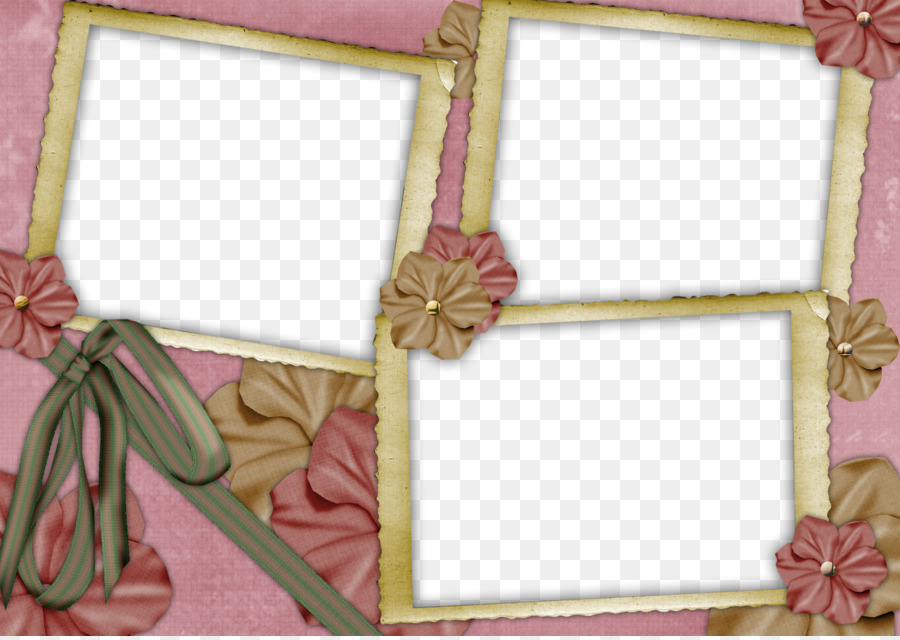 Picture Frames Collage - photo frame png download - 1600*1131 - Free ...