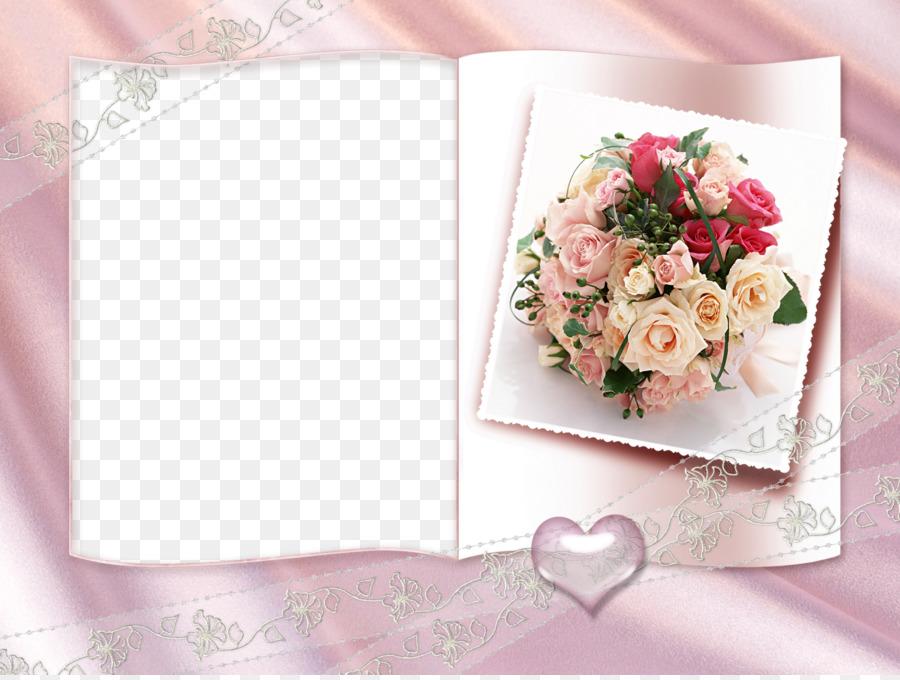 Wedding invitation Picture Frames Marriage Scrapbooking - wedding ...