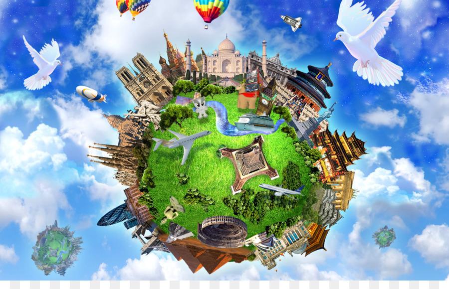 Earth Travel Desktop Wallpaper Globe