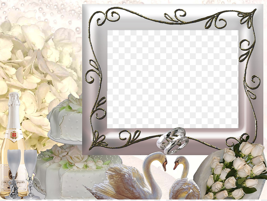 Wedding Invitation Picture Frames Wedding Anniversary Anniversary