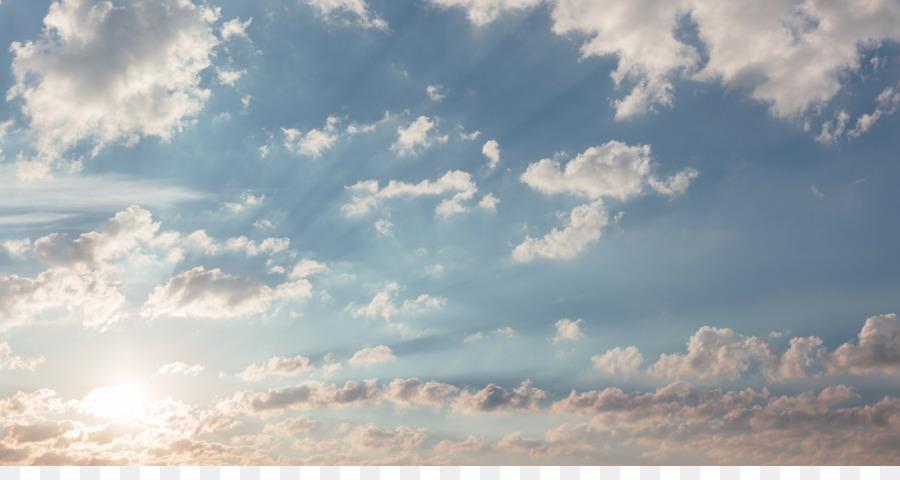 Sky Blue Cloud Sunlight Atmosphere Of Earth Sky Png