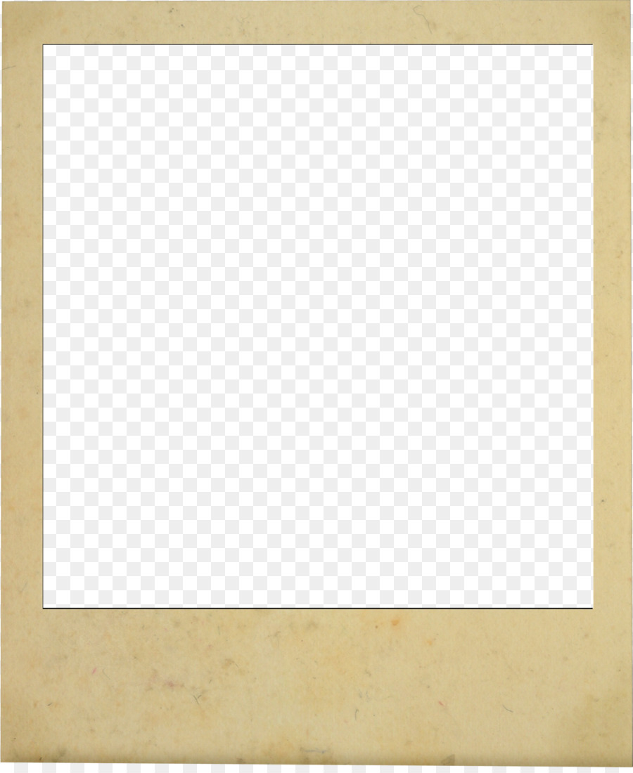 blank polaroid png - HD900×1100