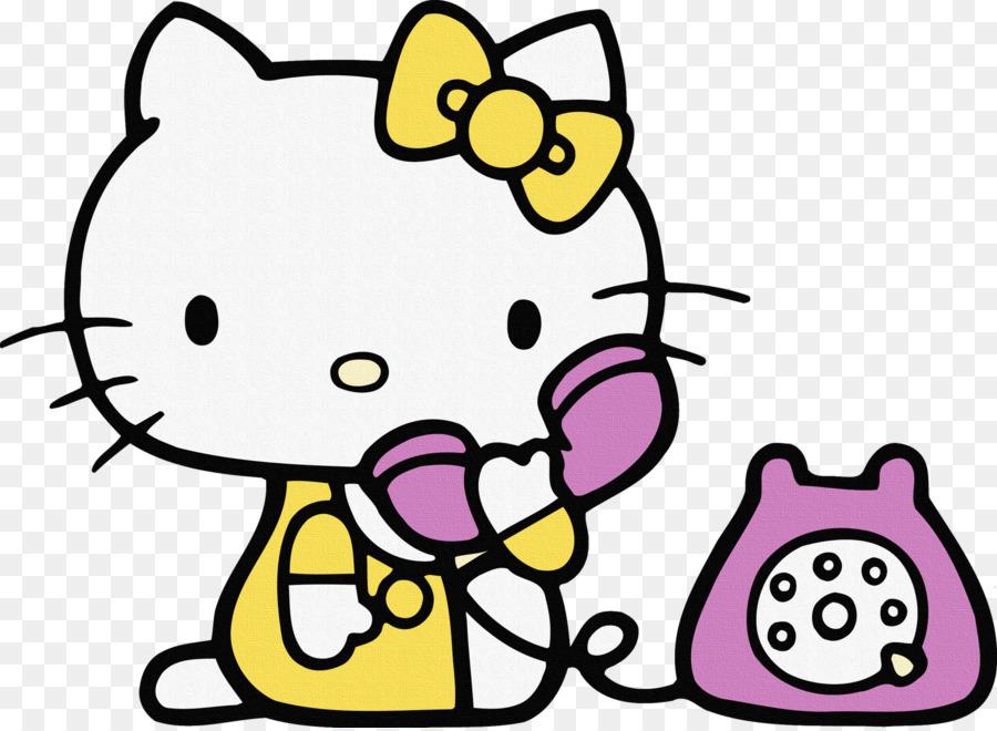 Hello Kitty libro para Colorear para Colorear - hello kitty Formatos ...