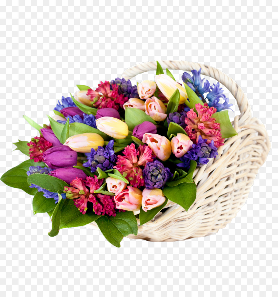 Flower Bouquet Birthday Gift Garden Roses March Png Download