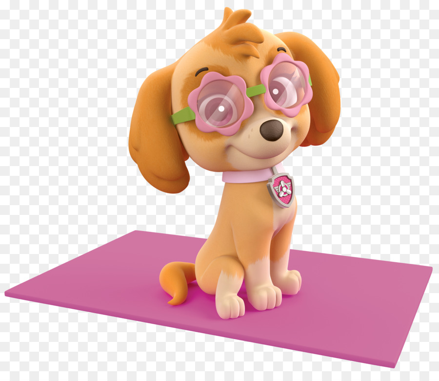 Paw patrol pink. Clipart png download free
