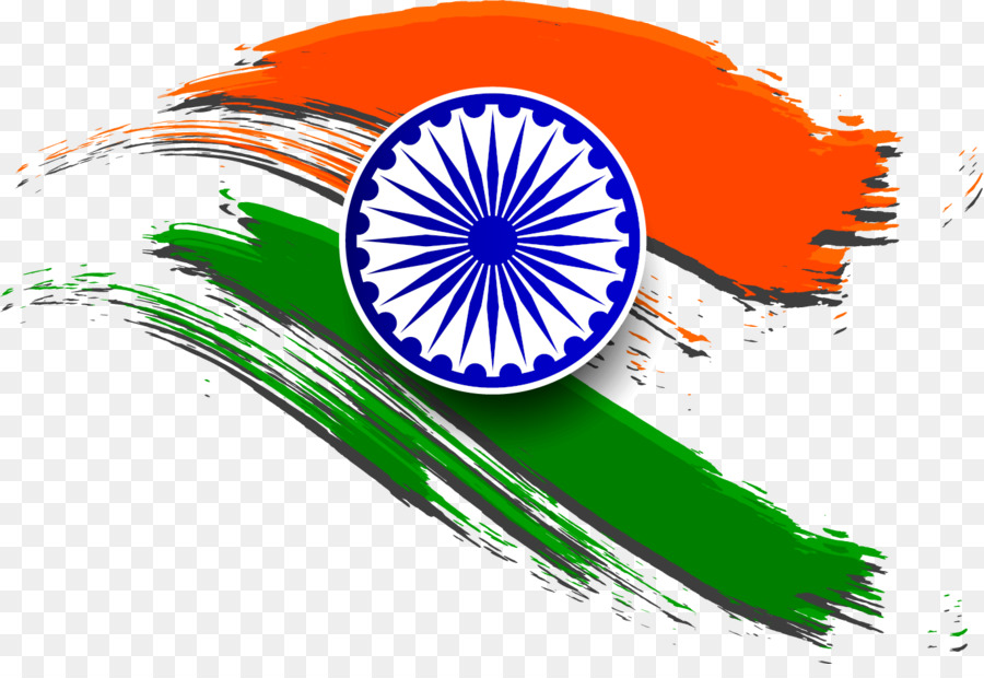 Flag Of India Republic Day Clip Art Indian Png Download 1366922