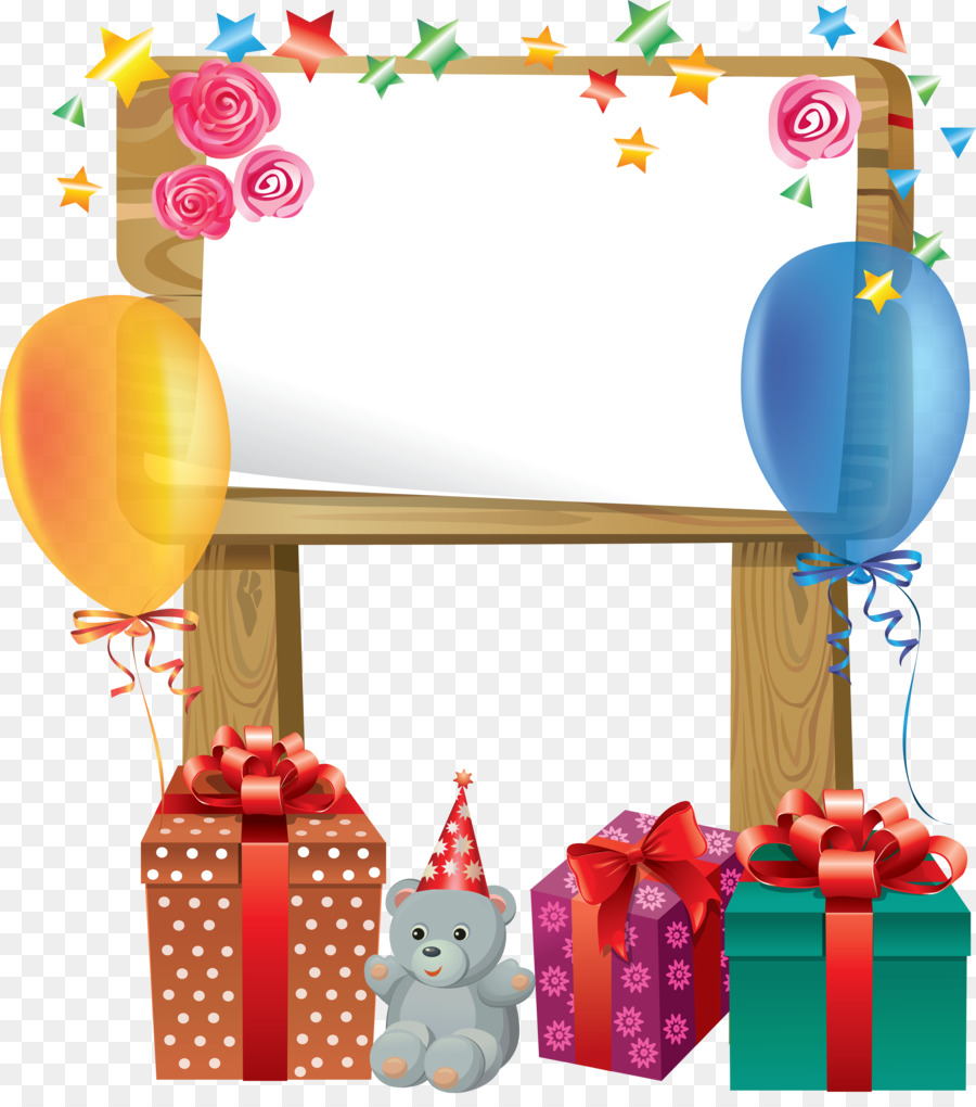Birthday Cake Picture Frames Clip Art Joyeux Anniversaire Png