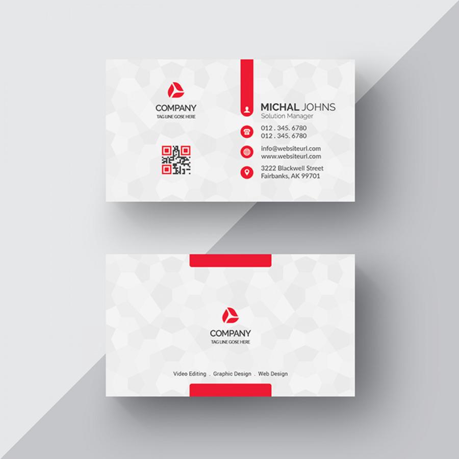 Paper Business Card Design Business Cards Visiting card Mockup ...