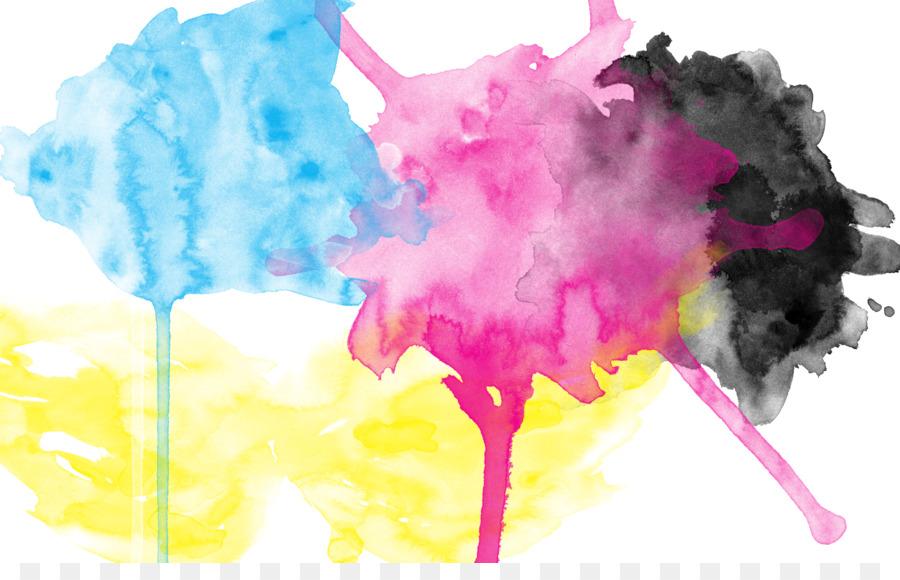 Watercolor Painting Texture Drawing Wallpaper