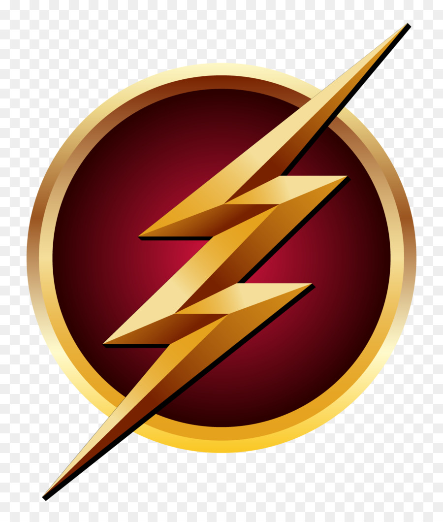 The Flash Logo Superhero Decal Flash Png Download 12841488