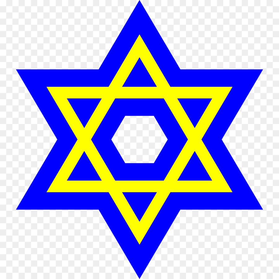 Judaism Star Of David Jewish Holiday Jewish People Clip Art