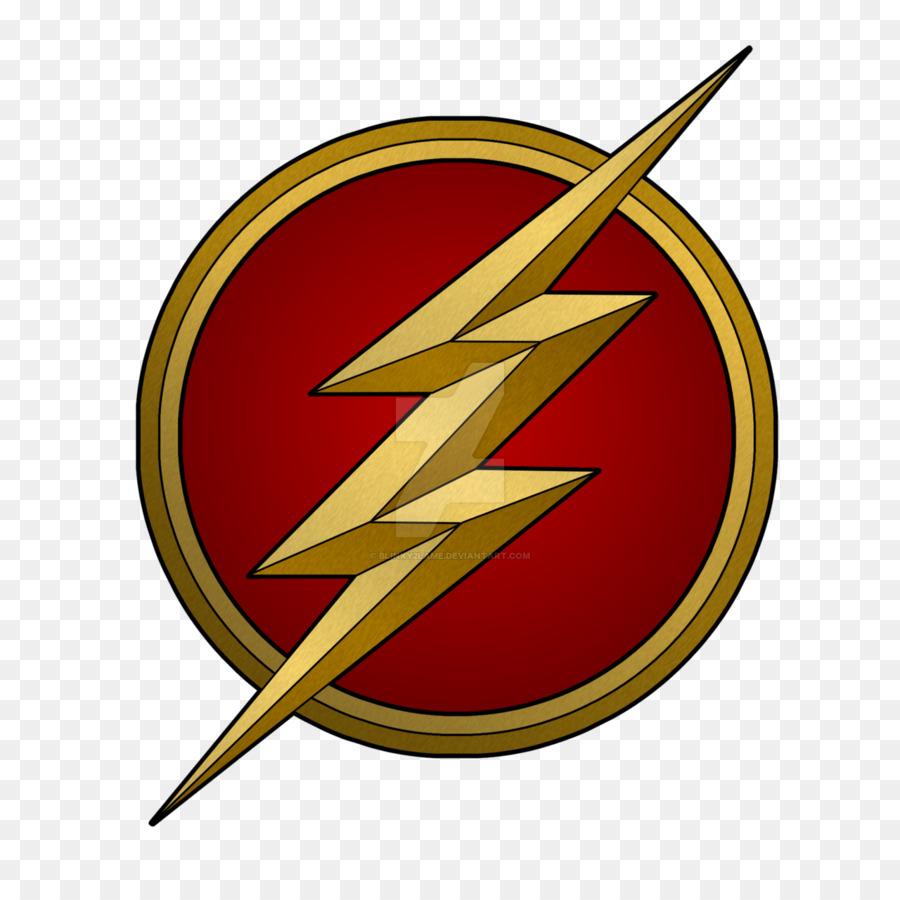 The Flash Logo Wall Decal Wallpaper