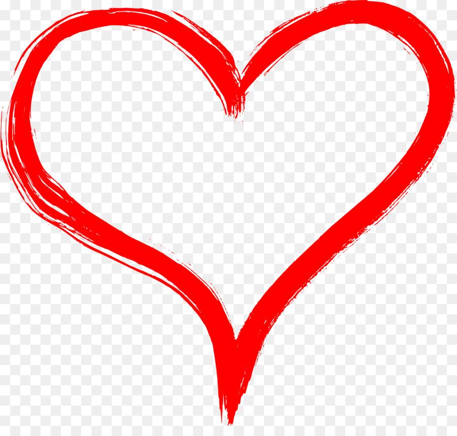 Dibujo de Corazón Clip art - corazones png dibujo - Transparente png ...