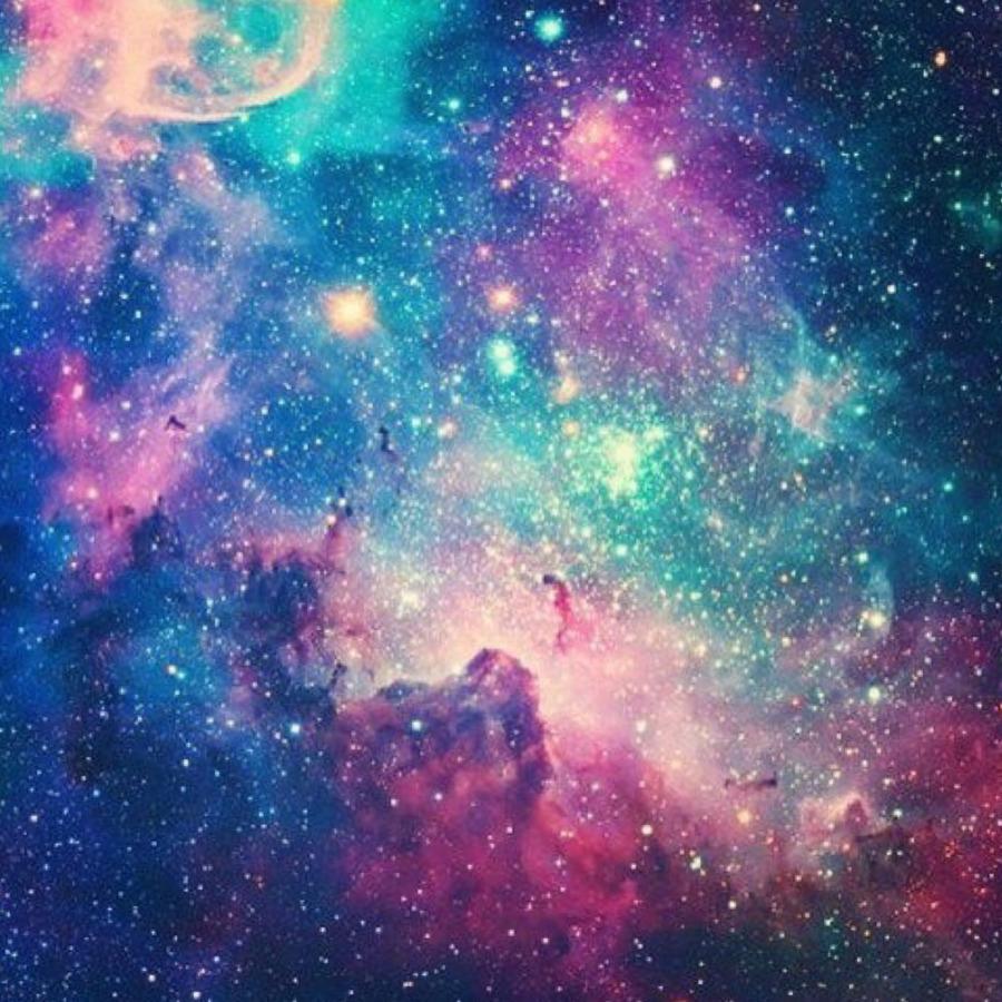 galaxy color desktop wallpaper nebula star - space png download