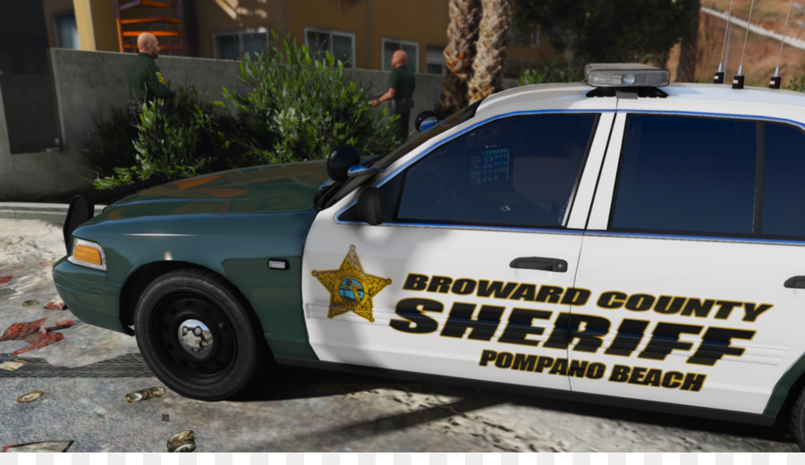 Broward county sheriff 39 s office car ford crown victoria for Broward motor vehicle registration