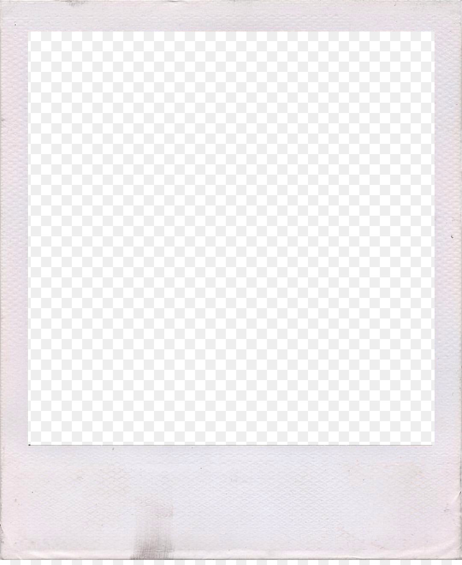 Paper Square Rectangle Picture Frames - polaroid png download - 1080 ...