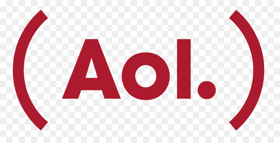 Aol mail aim business email business png download 1600*640.