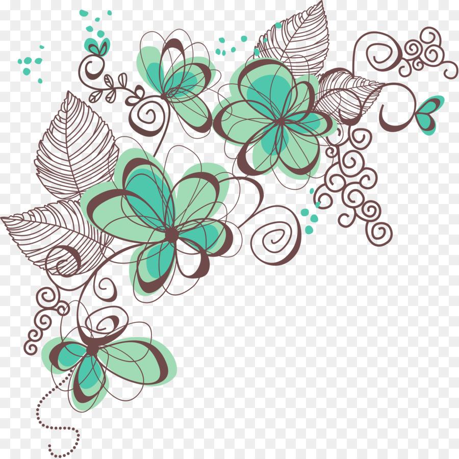Wedding Flower Background png download - 6407*6391 - Free