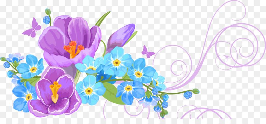 Flower Vector Png Image Purepng: Flower Background Png Download