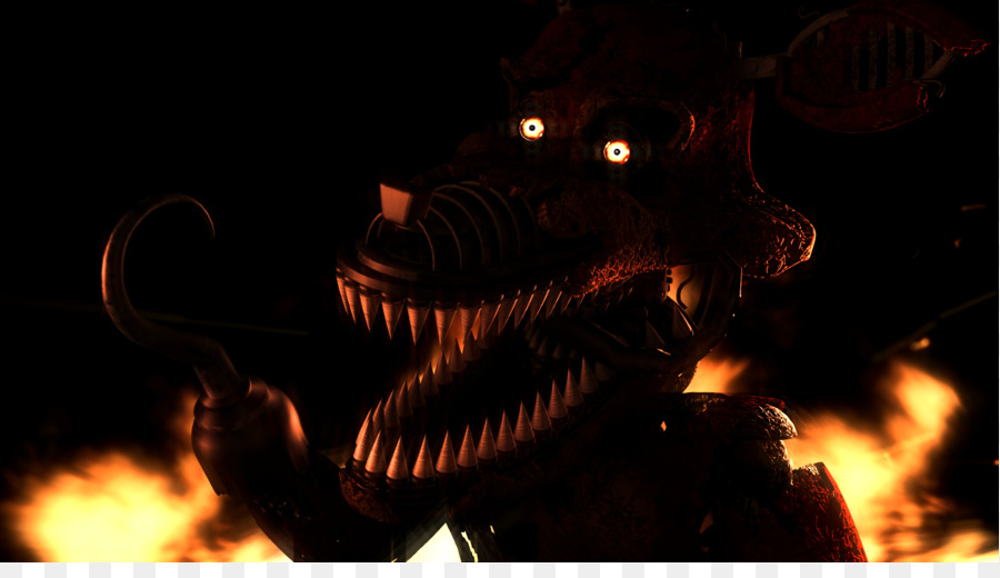 Five Nights At Freddy S 4, Desktop Wallpaper, Nightmare, Darkness, Fire PNG