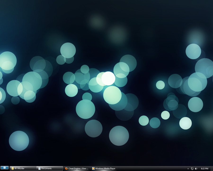 Bokeh Desktop Wallpaper Photography