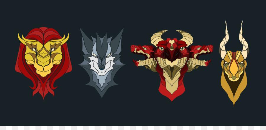 Sigil Drawing House Baratheon Desktop Wallpaper