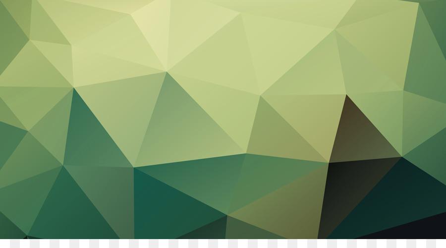 Green Desktop Wallpaper Polygon Geometry High Definition Television