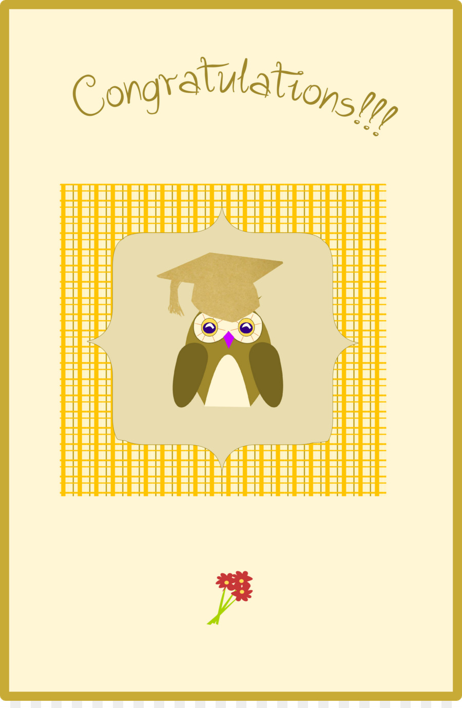 Wedding Invitation Graduation Ceremony Greeting Note Cards