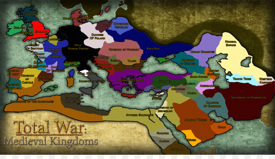 Medieval Ii Total War Kingdoms Recreation png download - 1600*900