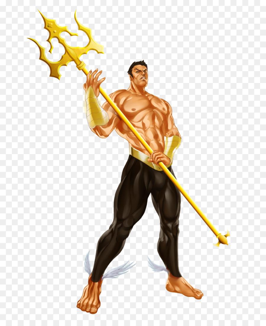 Aquaman Captain America Namor Marvel Comics Menschliche Fackel