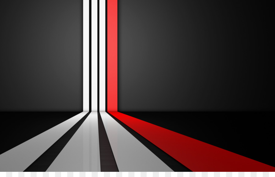 Desktop Wallpaper Black And White Red Display Resolution Background