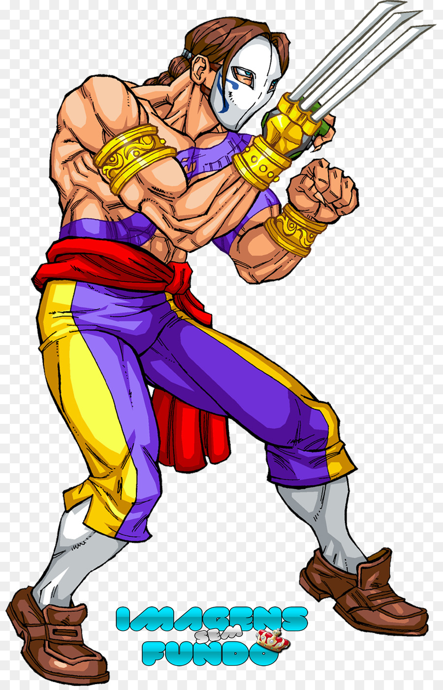 Street Fighter Ii The World Warrior Superhero png download - 877