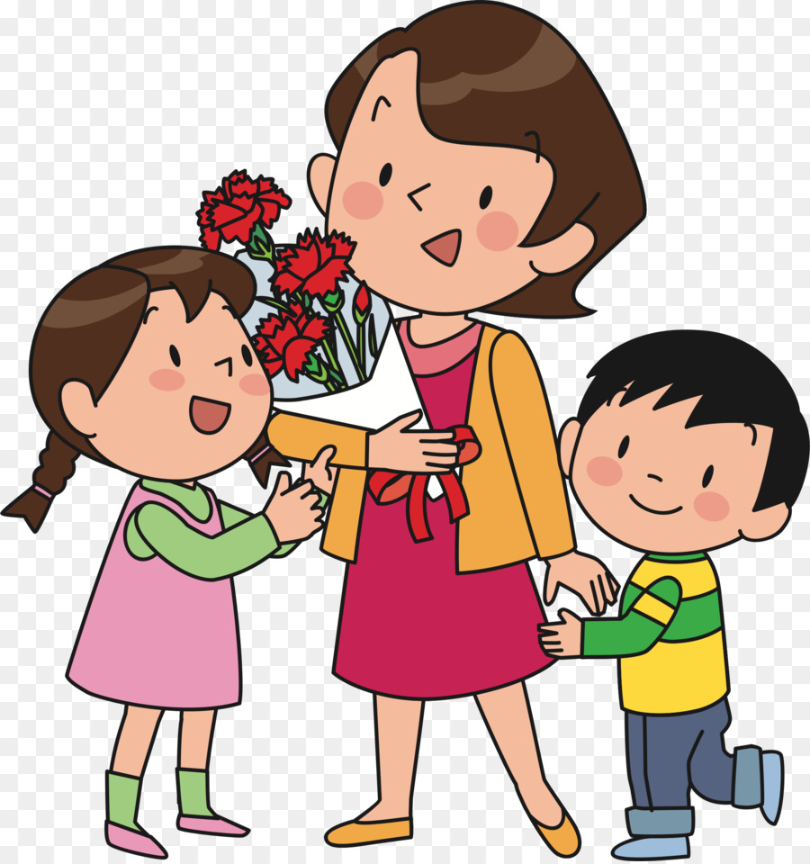 mother child clip art mother png download 2206 2346 free