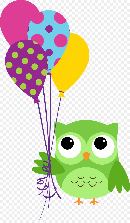 Búho Feliz Cumpleaños, Te Deseo Clip art - holi png Formatos De ...