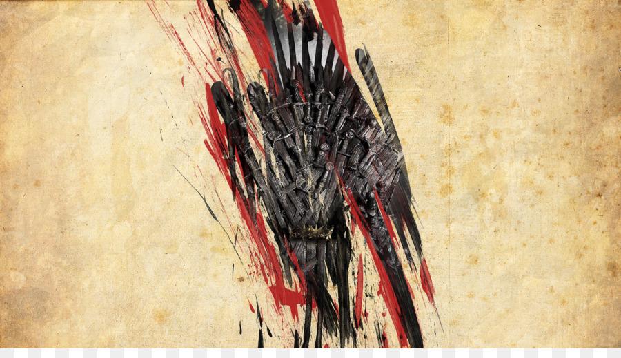 Eddard Stark Daenerys Targaryen Desktop Wallpaper Iron Throne DeviantArt