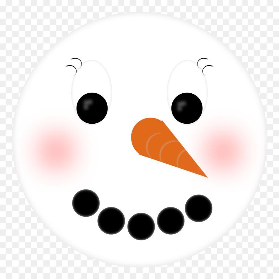 Muñeco de nieve de la Plantilla de Clip art - La cara png dibujo ...
