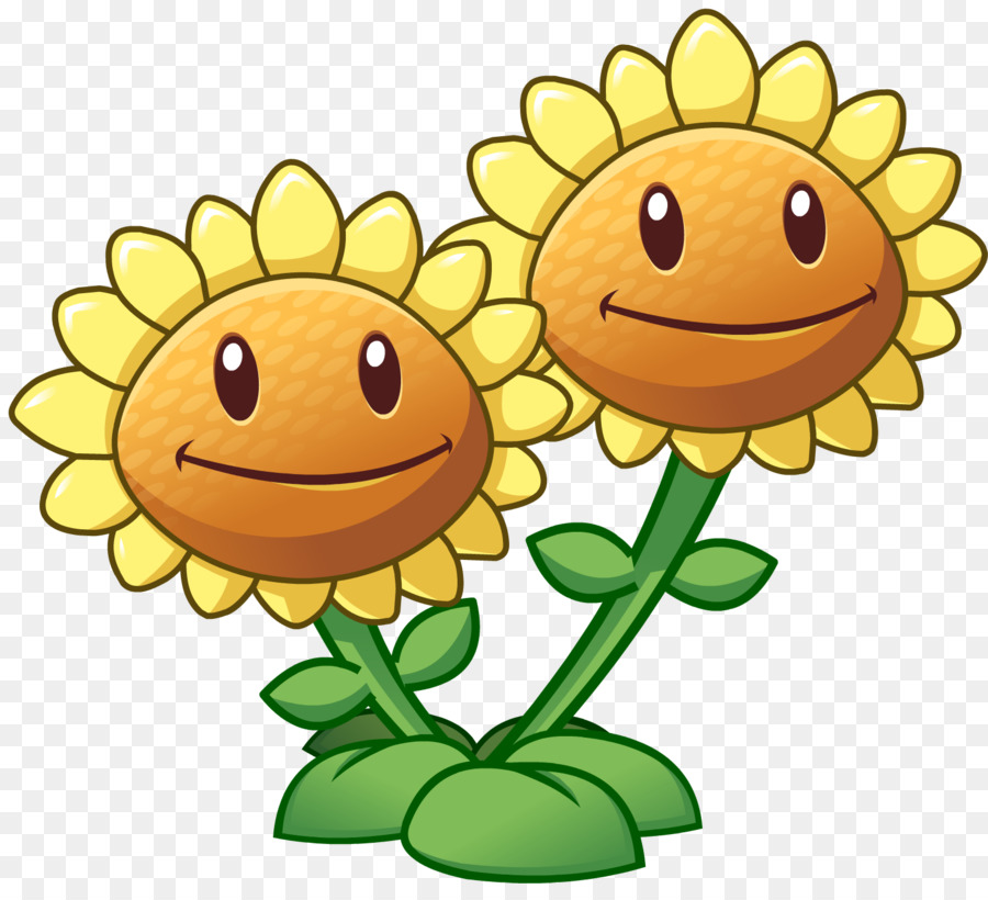 Sunflower Plants Vs Zombies Png Download 1523 1362 Free