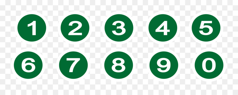 computer icons number circle clip art numbers png download 2400 rh kisspng com clipart numbers with transparent backgrounds clipart numbers 1-12 with christmas designs