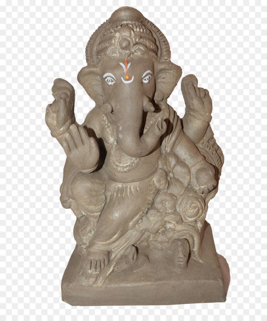 ganesha cult image clay ganesh chaturthi murti - lakshmi png