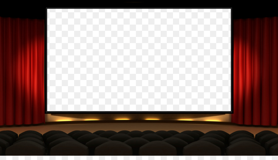 cinema projection screens auditorium theater drapes and