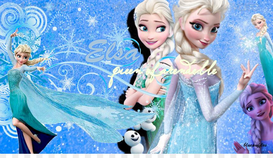 Elsa Anna Olaf Frozen Desktop Wallpaper