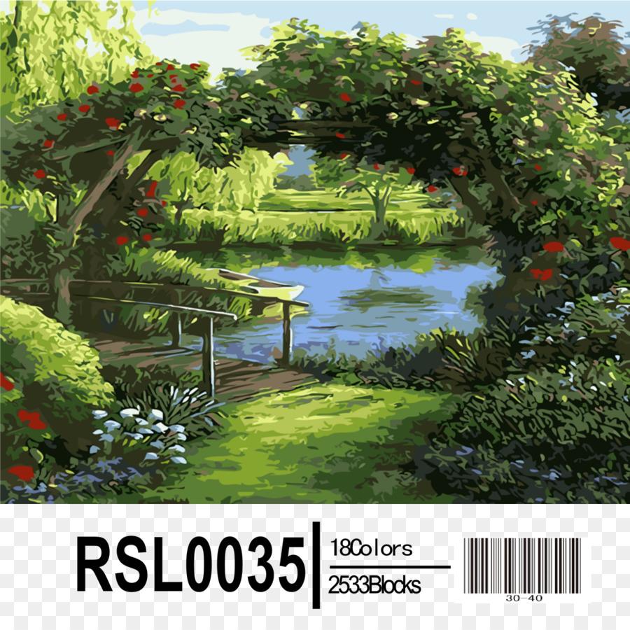 nature drawing desktop wallpaper landscape - scenery png download