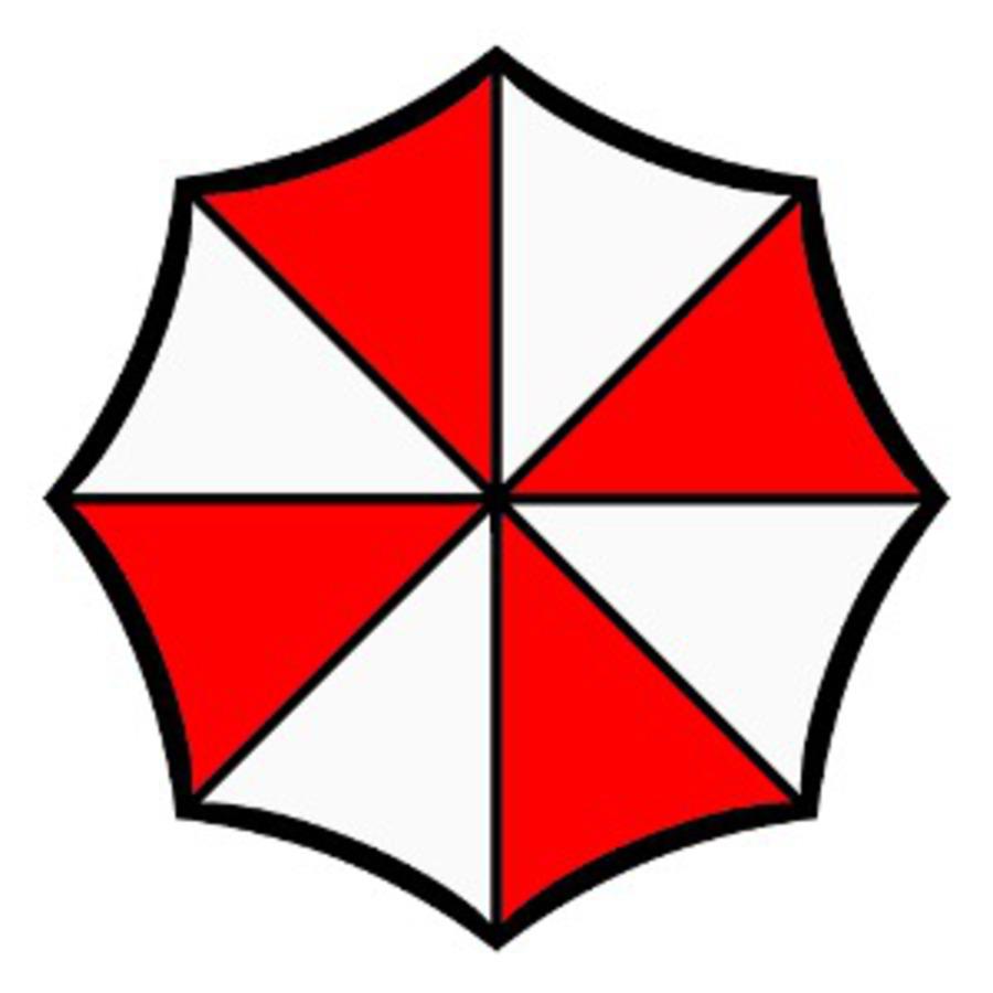 Umbrella Corps Resident Evil 4 T Shirt Umbrella Corporation Evil