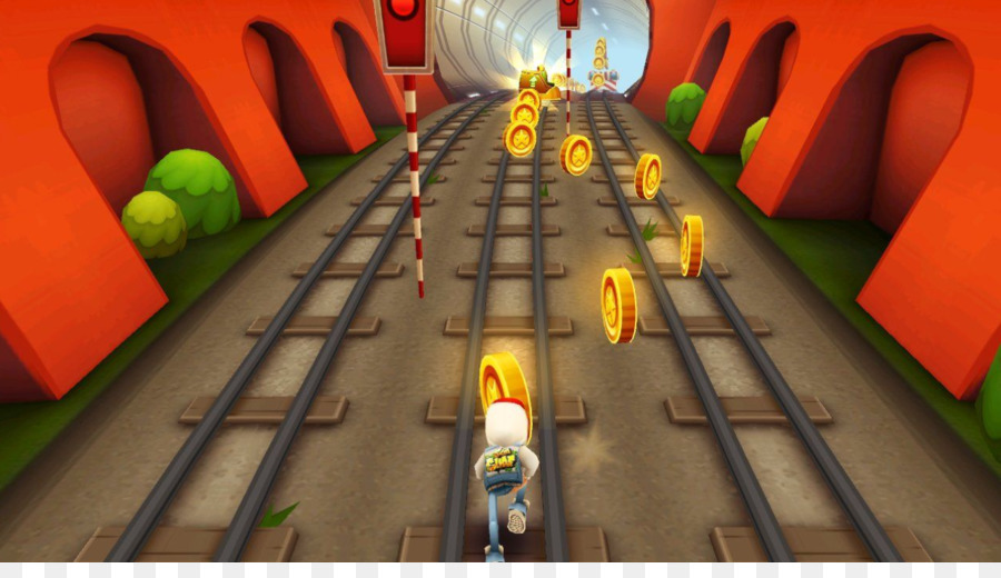subway surfers temple run game