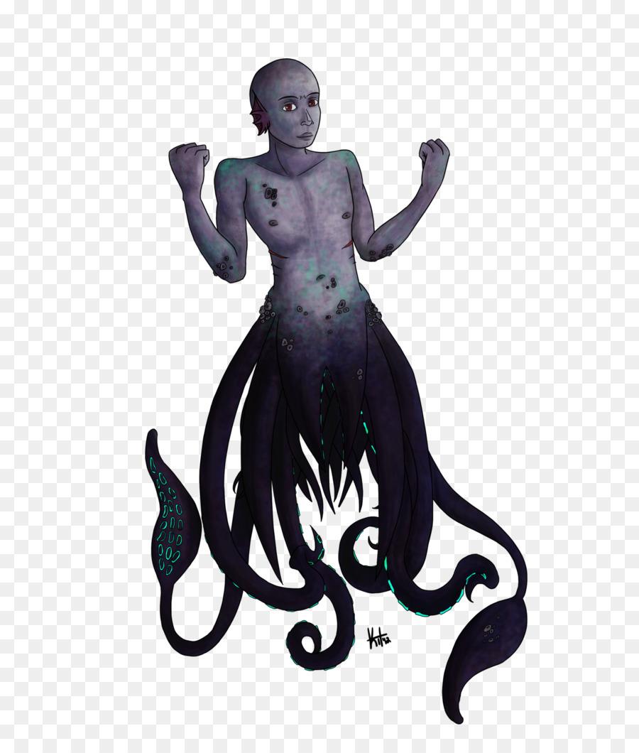 Colossal Squid Octopus Kraken