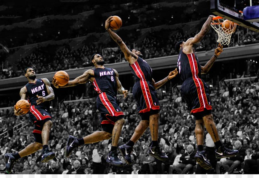 Cleveland Cavaliers Miami Heat NBA All Star Game Slam Dunk