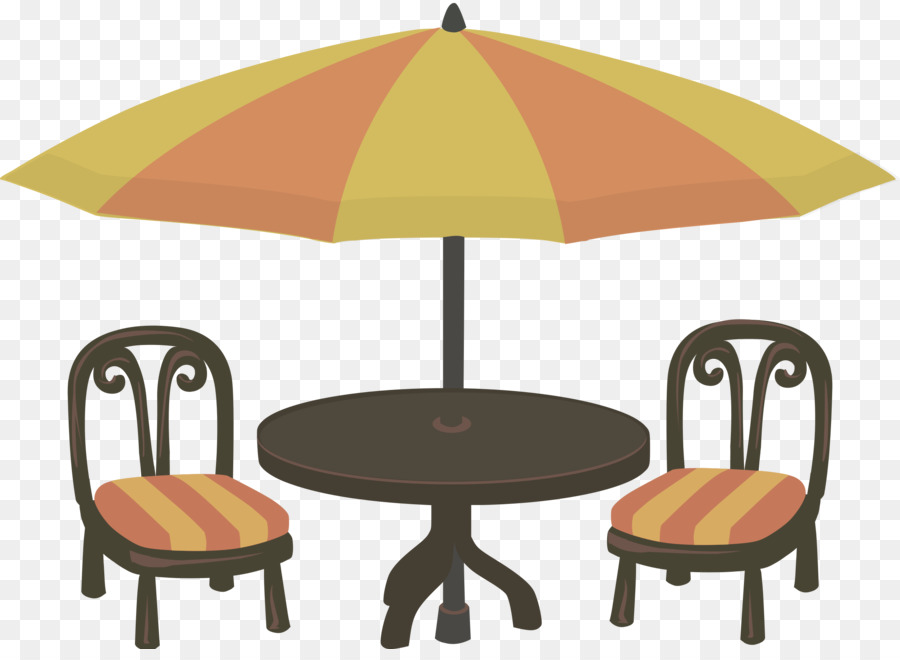 Cafe Table Garden Furniture Clip Art Patio Png 2400 1731 Free Transpa