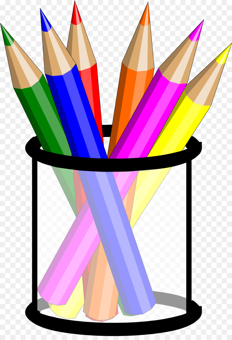 colored pencil drawing clip art crayons png download 1402 2033 rh kisspng com colored pencils clipart colored pencils clipart black and white