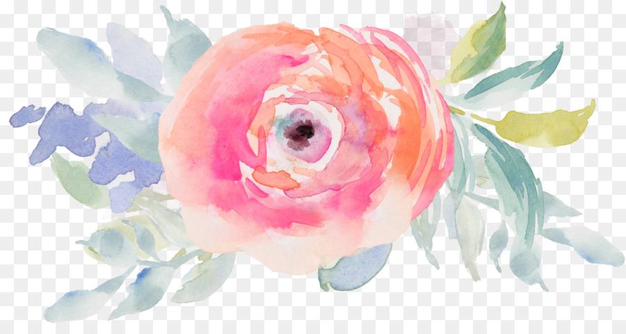 Aquarelle Fleurs Peinture A L Aquarelle Dessin Clip Art Aquarelle